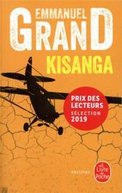 Kisanga - Couverture - Format classique