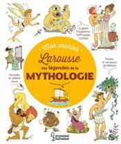 Mon premier Larousse de la mythologie - Couverture - Format classique