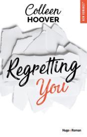 Regretting you - Couverture - Format classique