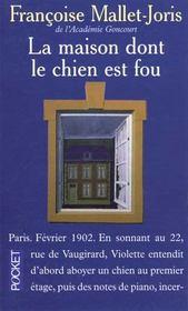 La Maison Dont Le Chien Est Fou - Intérieur - Format classique
