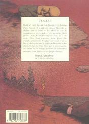 L'Ebloui - 4ème de couverture - Format classique