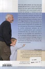 Les nouveaux grands-parents - 4ème de couverture - Format classique