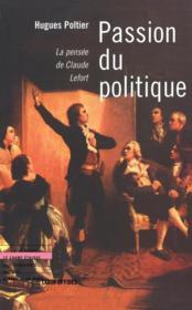 Passion du politique - Couverture - Format classique