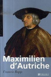 Maximilien d'autriche - Intérieur - Format classique