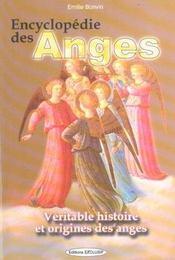 Encyclopedie Des Anges - Intérieur - Format classique