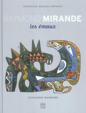Raymond Mirande Les Emaux - Intérieur - Format classique