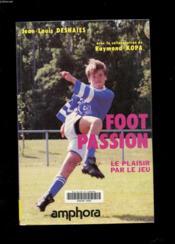 Foot Passion - Couverture - Format classique