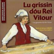 Lu grissin dou rei victour - Couverture - Format classique