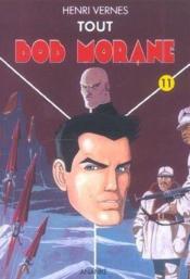 Tout Bob Morane t.11 - Couverture - Format classique