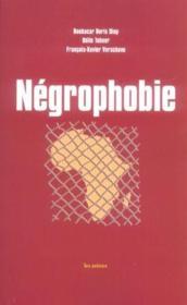 Negrophobie - Couverture - Format classique