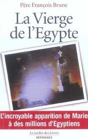 La vierge de l'Egypte - Intérieur - Format classique