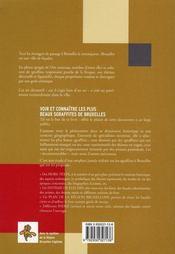 Façades art nouveau - 4ème de couverture - Format classique