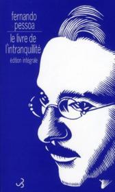 Le livre de l'intranquillité - Couverture - Format classique