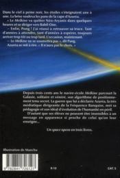 Le Melkine t.1 - 4ème de couverture - Format classique