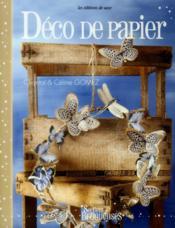 Déco de papier - Couverture - Format classique