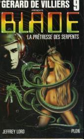 La Pretresse Des Serpents - Couverture - Format classique