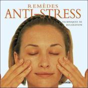 Les Remedes Anti-Stress - Couverture - Format classique