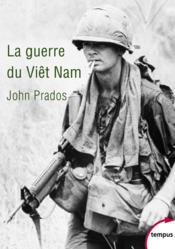 La guerre du Viêt Nam - Couverture - Format classique