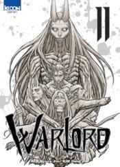 Warlord T.11 - Couverture - Format classique