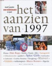 Het Aanzien Van 1997, Twaalf Maanden Wereldnieuws In Beeld - Couverture - Format classique