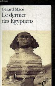 Le dernier des Egyptiens - Couverture - Format classique