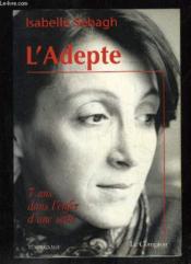 L'Adepte - Couverture - Format classique