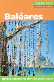 GEOguide coups de coeur ; Baléares (édition 2019) - Couverture - Format classique