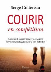 Courir en compétition - Couverture - Format classique