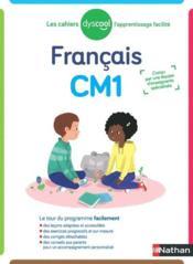 Français ; CM1 (édition 2019) - Couverture - Format classique