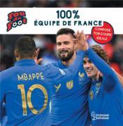 100% équipe de France - Couverture - Format classique