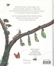 Les secrets de la nature ; 50 petites histoires pour prendre le temps de s'émerveiller - 4ème de couverture - Format classique