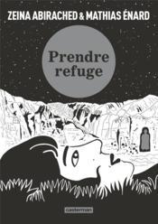 Prendre refuge - Couverture - Format classique