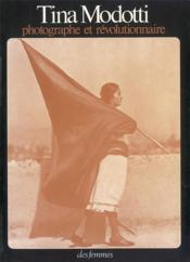 Photographe et revolutionnaire - Couverture - Format classique