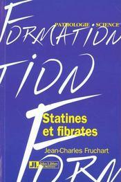 Statines et fibrates - Intérieur - Format classique