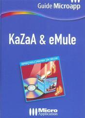 Kazaa ; emule - Intérieur - Format classique