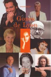 Gones de Lyon t.1 - Couverture - Format classique