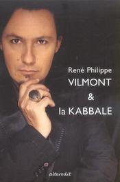 Rene Philippe Vilmont Et La Kabbale - Intérieur - Format classique