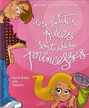 Les petites filles sont des princesses - Intérieur - Format classique