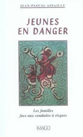 Jeunes en danger - Intérieur - Format classique