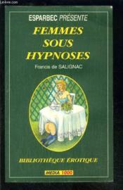 Femmes Sous Hypnose - Couverture - Format classique