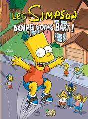 Les Simpson t.5 ; boing boing Bart ! - Couverture - Format classique