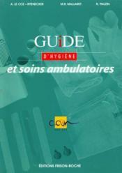 Guide D'Hygiene Et Soins Ambulatoires - Couverture - Format classique
