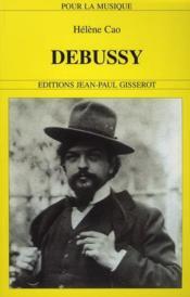 Debussy - Couverture - Format classique