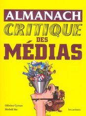 Almanach critique des médias - Intérieur - Format classique