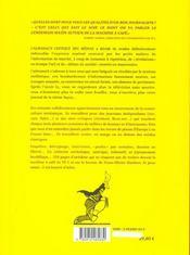 Almanach critique des médias - 4ème de couverture - Format classique