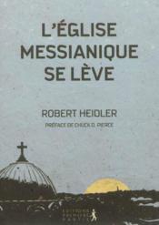 L'Eglise messianique - Couverture - Format classique