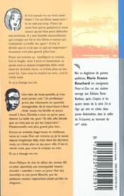 Pieter et Dan ; la vie en noir et blanc - 4ème de couverture - Format classique