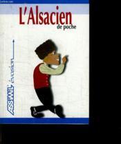 L'alsacien de poche - Couverture - Format classique