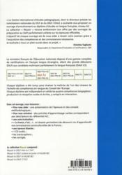 Réussir le DELF A2 (édition 2010) - 4ème de couverture - Format classique