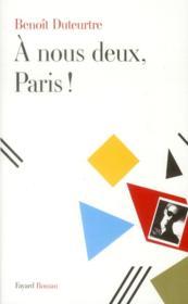 À nous deux, Paris ! - Couverture - Format classique